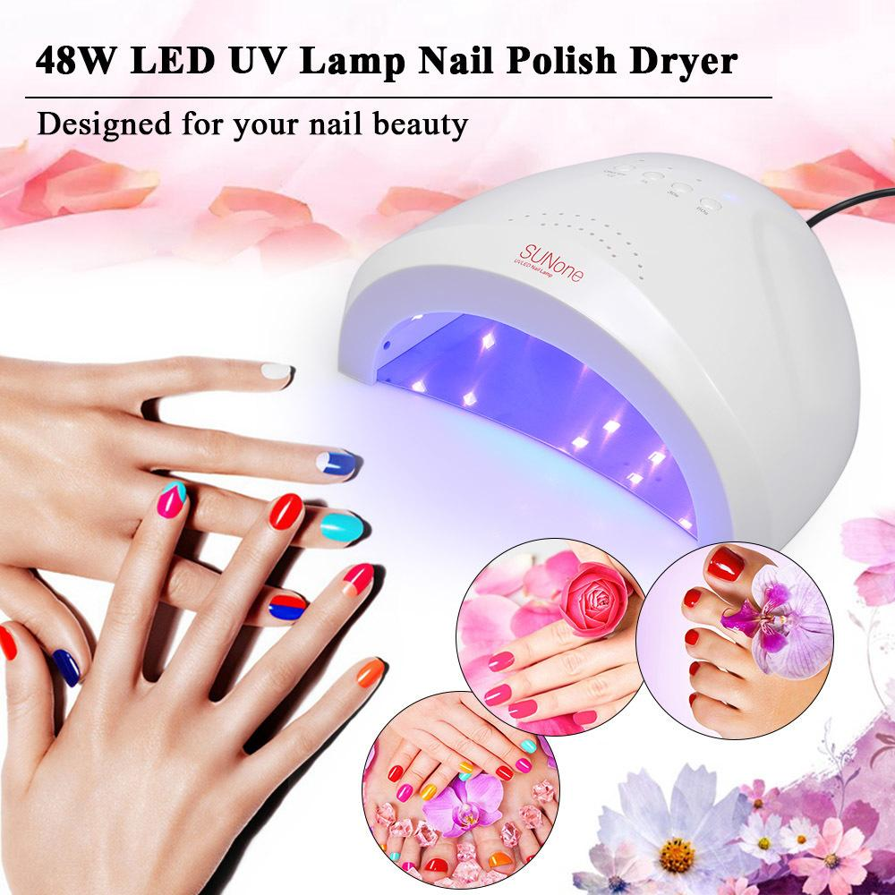 TOP 10 BESTE UV- EN LED-NAGELDROGERS
